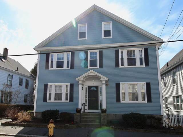 71 Ocean Ave #4, Salem, MA 01970 (MLS #72629893) :: The Duffy Home Selling Team