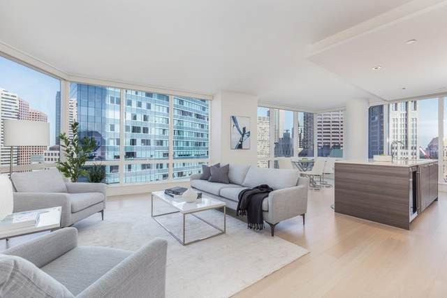 1 Franklin Street #2608, Boston, MA 02110 (MLS #72630508) :: Charlesgate Realty Group
