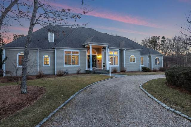 36 Open Space Dr, Sandwich, MA 02563 (MLS #72630668) :: The Gillach Group