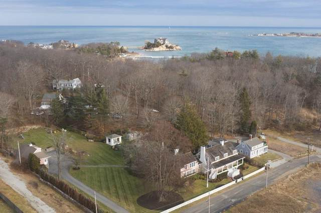 90 Howard Gleason Rd, Cohasset, MA 02025 (MLS #72630672) :: Trust Realty One