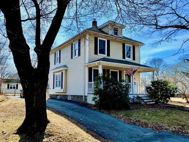 149 Hope Avenue, Worcester, MA 01603 (MLS #72630724) :: Trust Realty One