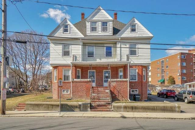 78 & 84 Garfield Ave, Chelsea, MA 02150 (MLS #72630747) :: The Duffy Home Selling Team