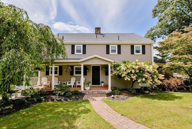 165 Concord Road, Sudbury, MA 01776 (MLS #72630802) :: The Duffy Home Selling Team