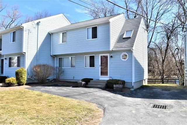 153 Pond Street E, Attleboro, MA 02703 (MLS #72630901) :: The Gillach Group