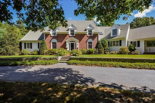140 Bunker Hill Road, Barnstable, MA 02655 (MLS #72630982) :: The Gillach Group