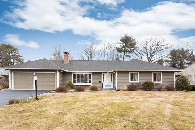 42 Laurel Lane, Longmeadow, MA 01106 (MLS #72631195) :: NRG Real Estate Services, Inc.