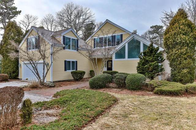 14 Shoestring Bay Road, Mashpee, MA 02649 (MLS #72631369) :: Charlesgate Realty Group
