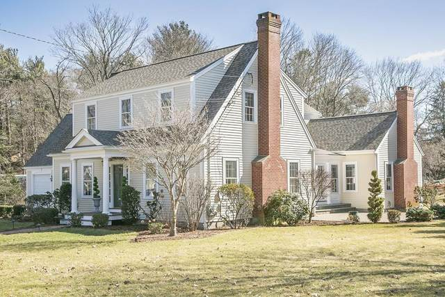 7 Jones Street, Hingham, MA 02043 (MLS #72631374) :: The Gillach Group