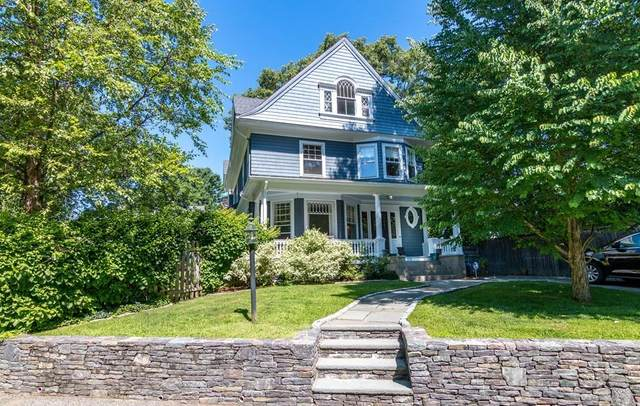 235 Lincoln Street, Newton, MA 02461 (MLS #72631394) :: DNA Realty Group
