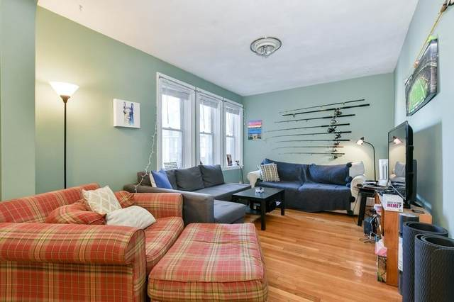 1666 Commonwealth Ave #33, Boston, MA 02135 (MLS #72631483) :: The Duffy Home Selling Team