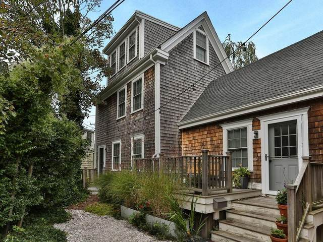 284B Commerical St #6, Provincetown, MA 08657 (MLS #72631486) :: The Gillach Group