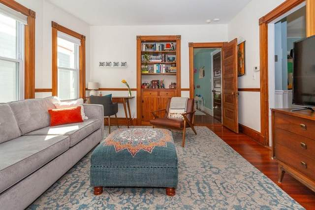 22 Crescent St #2, Cambridge, MA 02138 (MLS #72631678) :: The Gillach Group