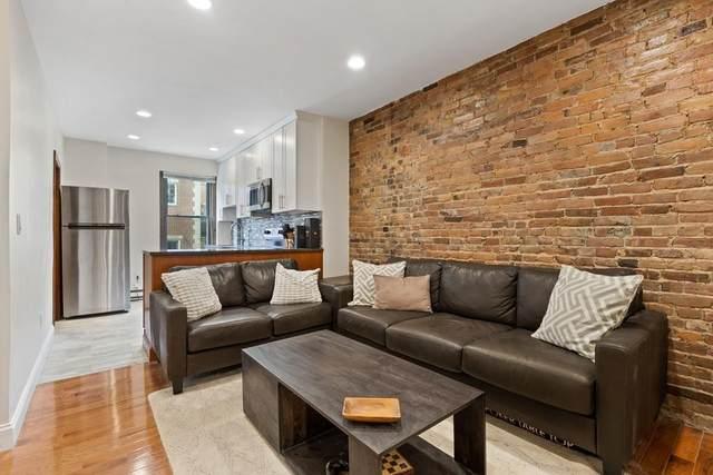 183 Endicott Street #2, Boston, MA 02113 (MLS #72631769) :: Boylston Realty Group