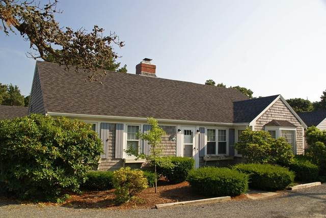 767 Route 28 #8, Harwich, MA 02647 (MLS #72631805) :: EXIT Cape Realty