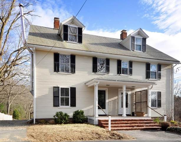 342 Bedford St #342, Concord, MA 01742 (MLS #72631829) :: RE/MAX Vantage