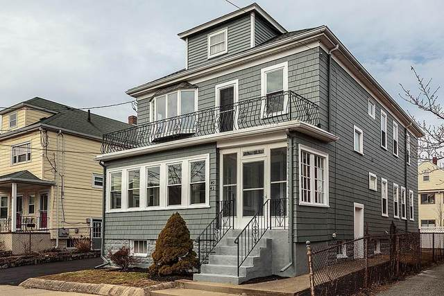 40-42 Amsden St #40, Arlington, MA 02474 (MLS #72631847) :: The Duffy Home Selling Team