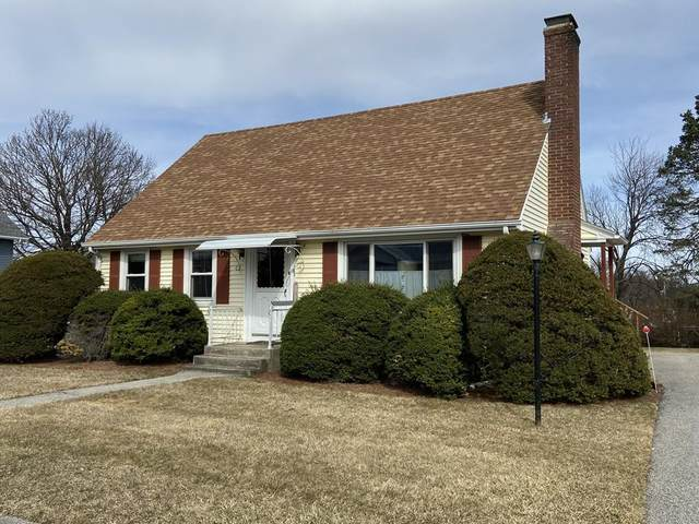 68 Housatonic St, Worcester, MA 01606 (MLS #72632135) :: The Gillach Group