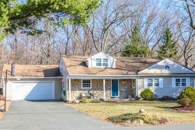 110 York Drive, Longmeadow, MA 01106 (MLS #72632142) :: NRG Real Estate Services, Inc.