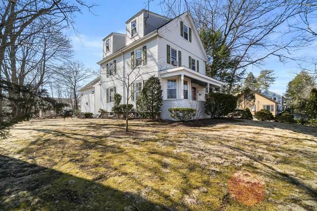 20 Donizetti St, Wellesley, MA 02482 (MLS #72632187) :: The Gillach Group
