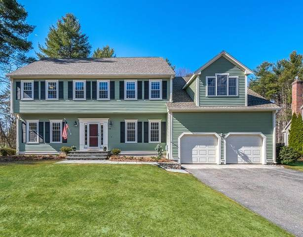544 Acorn Park Dr, Acton, MA 01720 (MLS #72632284) :: Trust Realty One
