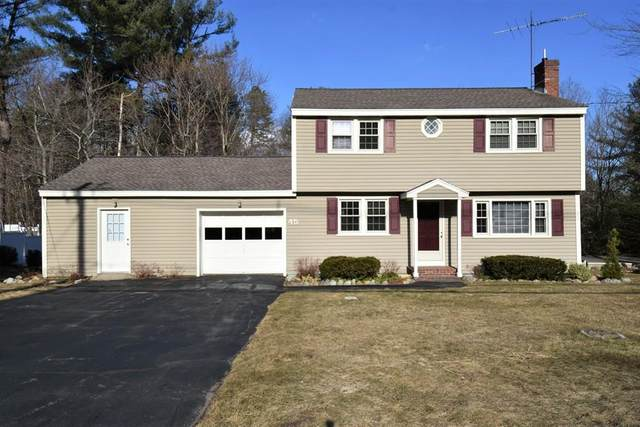 45 North St, Westford, MA 01886 (MLS #72632298) :: The Duffy Home Selling Team