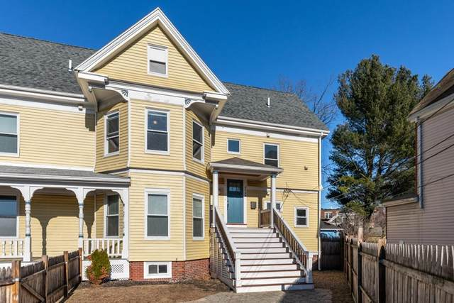 550-B High B, Medford, MA 02155 (MLS #72632382) :: Boylston Realty Group