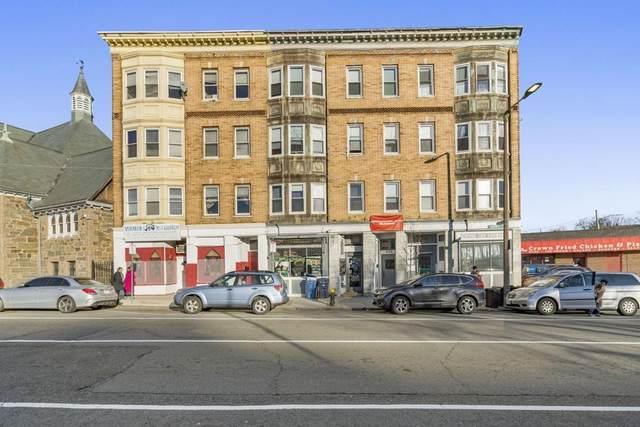 334-336 Warren Street, Boston, MA 02119 (MLS #72632392) :: Westcott Properties