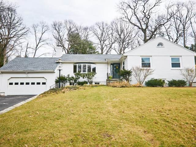 29 Longmeadow Rd, Belmont, MA 02478 (MLS #72632453) :: Charlesgate Realty Group