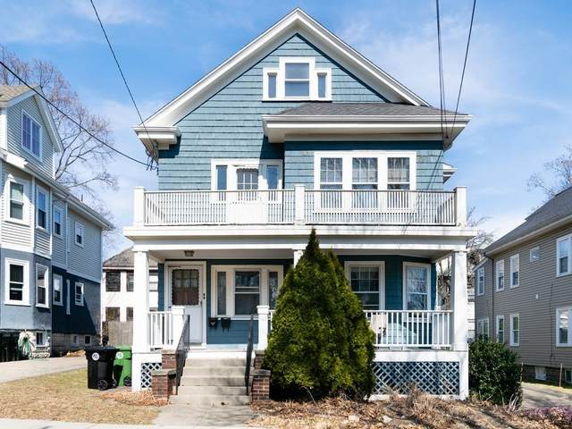 195 Maplewood St #195, Watertown, MA 02472 (MLS #72632493) :: The Duffy Home Selling Team
