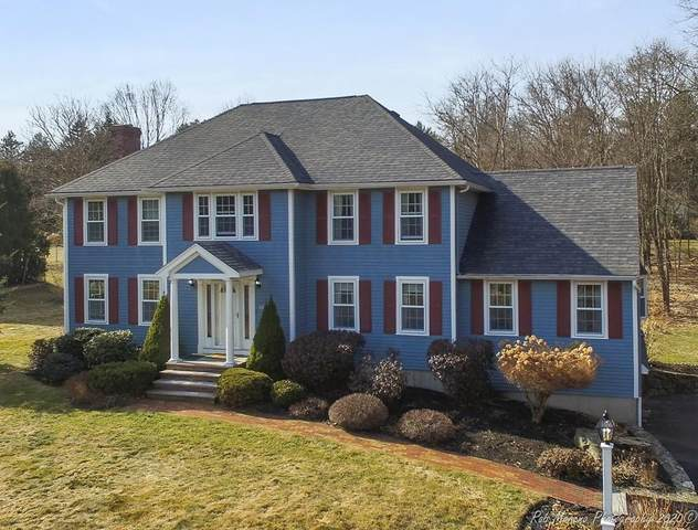29 Johnny Cake Street, North Andover, MA 01845 (MLS #72632523) :: EXIT Cape Realty