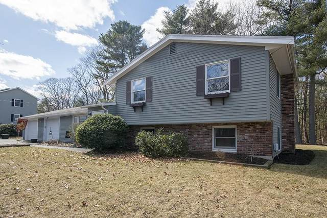 70 Catherine Drive, Peabody, MA 01960 (MLS #72632566) :: The Gillach Group