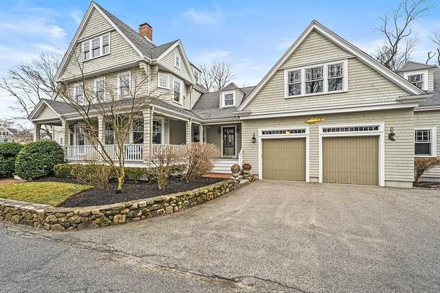 43 Tower Lane, Cohasset, MA 02025 (MLS #72632586) :: Charlesgate Realty Group