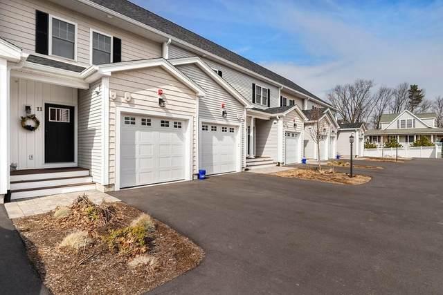 74 Cox St #11, Hudson, MA 01749 (MLS #72632594) :: The Duffy Home Selling Team