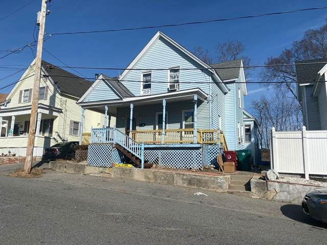 9 Waterford Street, Lowell, MA 01854 (MLS #72632612) :: The Gillach Group