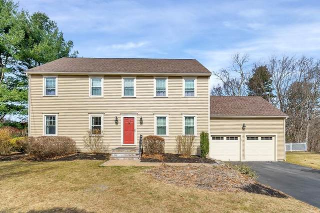 191 Old Westboro Rd, Grafton, MA 01536 (MLS #72632688) :: The Gillach Group