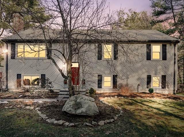 32 Bay Road, Easton, MA 02356 (MLS #72632720) :: The Gillach Group