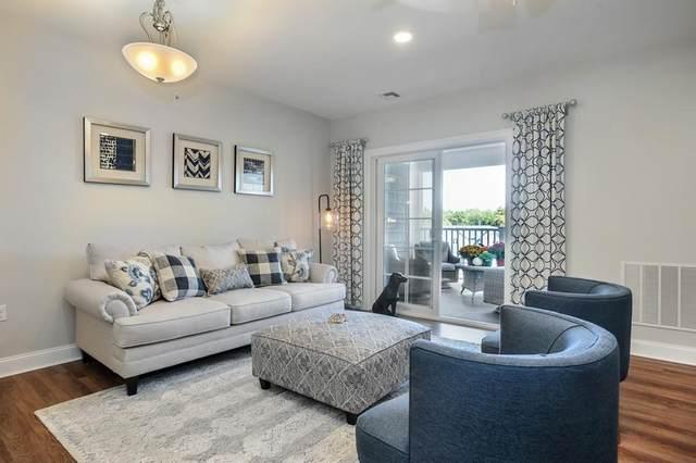 2 Longwood Lane #206, Hanover, MA 02339 (MLS #72632777) :: Charlesgate Realty Group