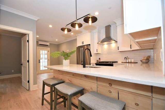 138 Trenton St #1, Boston, MA 02128 (MLS #72632914) :: The Duffy Home Selling Team