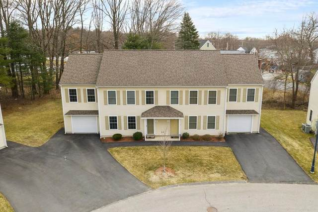 40 Mckenna Dr #40, Billerica, MA 01862 (MLS #72632954) :: The Duffy Home Selling Team