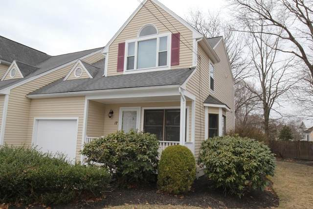 17 Evergreen Circle #17, Norwood, MA 02062 (MLS #72632957) :: Trust Realty One