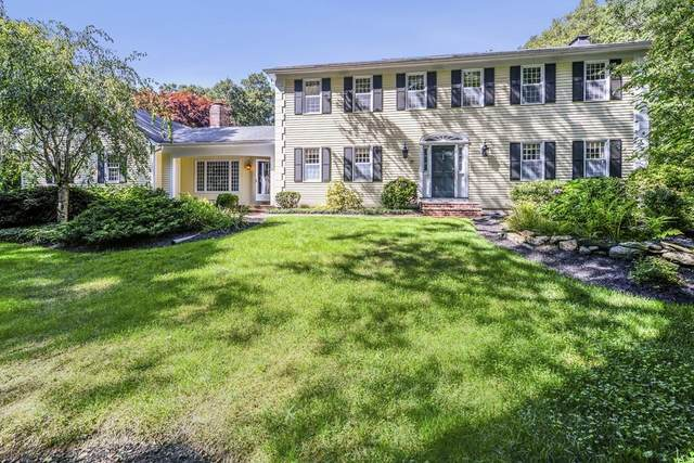 87 Olde Knoll Rd, Marion, MA 02738 (MLS #72633070) :: RE/MAX Vantage