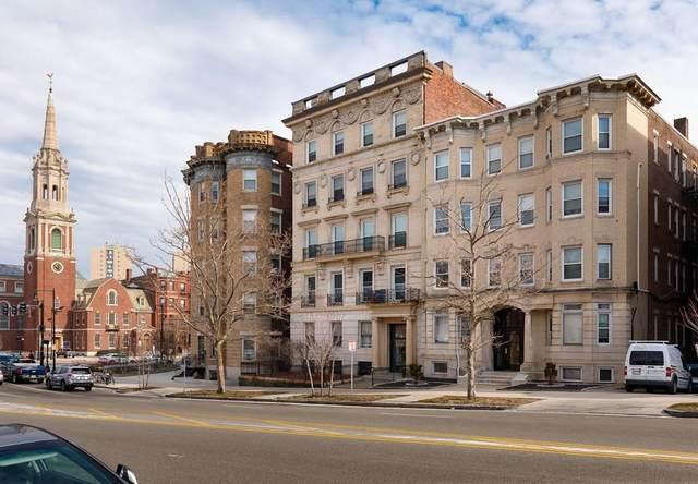 465 Park Drive #19, Boston, MA 02215 (MLS #72633150) :: The Gillach Group
