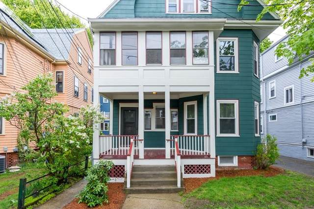 79 Josephine Avenue #2, Somerville, MA 02144 (MLS #72633207) :: The Duffy Home Selling Team