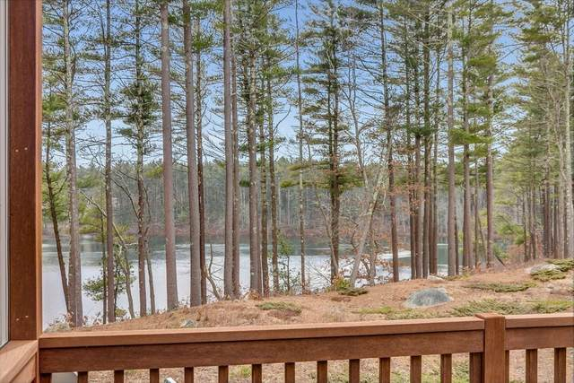 16 Hidden Cove #16, Plymouth, MA 02360 (MLS #72633237) :: The Gillach Group