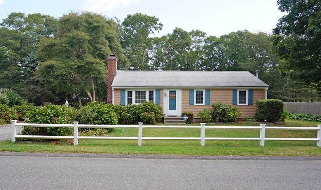 54 Pamet Rd, Yarmouth, MA 02673 (MLS #72633281) :: The Gillach Group