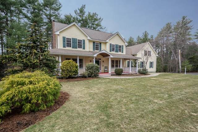 1 Andrew Drive, Acton, MA 01720 (MLS #72633374) :: Trust Realty One