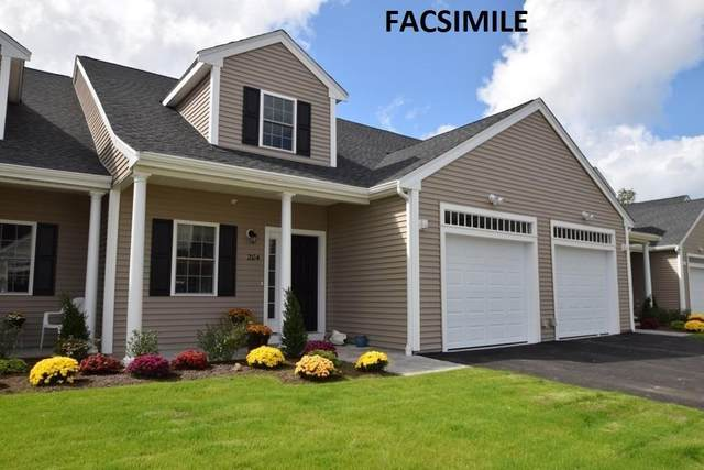 1601 Meadow Lane #1601, Randolph, MA 02368 (MLS #72633457) :: Charlesgate Realty Group