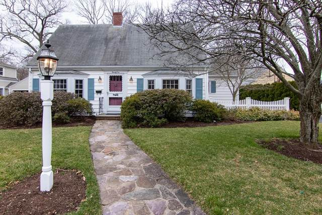 21 Tanager Rd, Attleboro, MA 02703 (MLS #72633476) :: The Seyboth Team