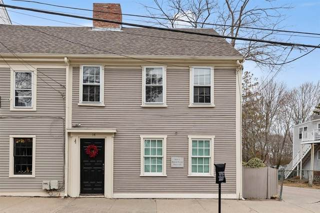 14 North Street 4A, Plymouth, MA 02360 (MLS #72633512) :: Conway Cityside