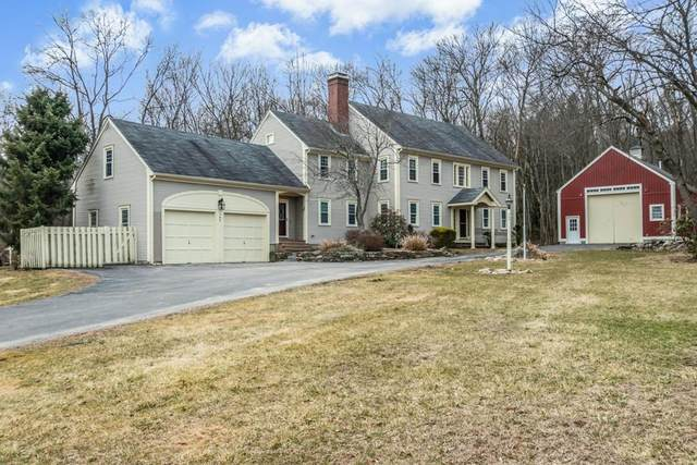162 West Street, Northborough, MA 01532 (MLS #72633729) :: Trust Realty One